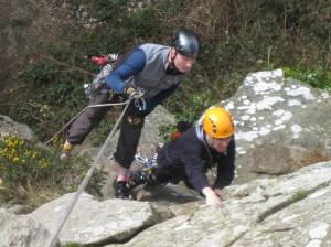Rock Climbing Instruction Dublin
