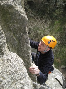 Rock Climbing Instruction Dublin 1
