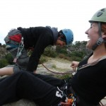 Learn to Rock Climb, Learn to Lead Climb, Rock Climbing Dalkey