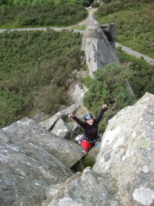 Rock Climbing, Introduction to CLimbing, Dalkey