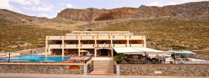 Hotel Philioxenia, Masouri, Kalymnos, Greece.