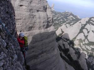 Climbing Vertigo Outdoor