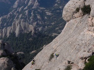 Learn Multi-Pitch Climbing
