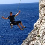 Climbing Instruction Kalymnos